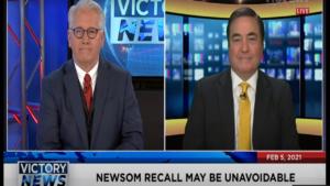 Newsom Recall & Arizona Rep. Mark Finchem Update (Feb. 5)